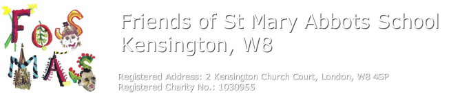Friends of St Mary Abbots School, London, W8